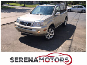 NISSAN X-TRAIL LE AWD | ONE OWNER | 134K | NO ACCIDENTS |