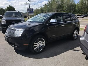 Lincoln mkx 2010 LIMITED