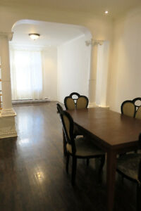Beautiful large apartment in Mile End- Plateau Mount Royal