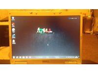 Dell Inspiron 6400 laptop, Intel 1.83GHz Dual Core processor, 2GB of Ram, 120GB HD