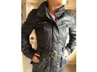 Small Ladies or Girls very smart Coat/Jacket Xsmall - as new condition