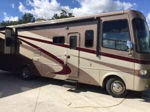 RV / MOTORHOME FOR RENT - WINDSPORT 34FMT