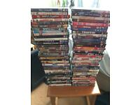 DVD movie and box set bundle