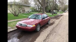 Ford crown victoria Lx 2007
