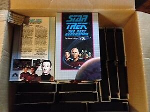 Star Trek The Next Generation Collector's Edition TNG