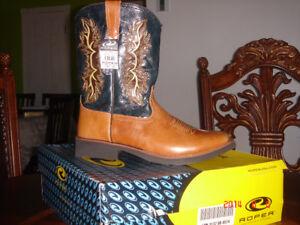 Bottes de cowboy neuves/ new cowboy boots