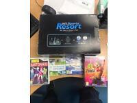Wii sports resort bundle