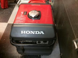 Generatrice honda eu3000is