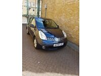 Nissan note urgently sale.