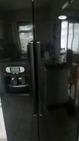 Double Door American Fridge Freezer
