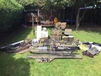 Carp set up Trakker Harrison daiwa Jag Korda