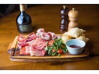 Italian restaurant looking for a Commis Chef