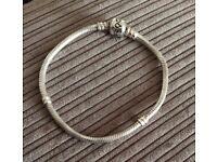 19cm Genuine Pandora Bracelet