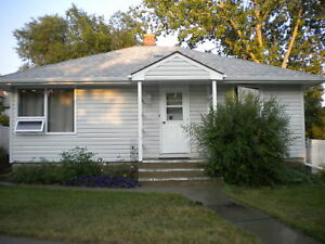 For Sale by Owner Moose Jaw Two Bedroom Bungalow