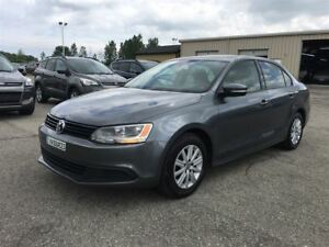 2013 Volkswagen Jetta Comfortline/CARPROOF CLEAN/SUNROOF/CLOTH/B