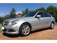 Mercedes Benz C Class 2014 C180SE Full Leather 7G Tronic