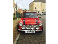 Classic Mini Red - 67,000 Miles - Rover Mayfair