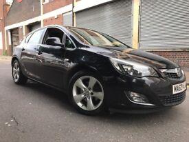 Vauxhall Astra 2011 1.7 CDTi ecoFLEX 16v SRi 5 door FULL SERVICE HISTORY, 2 OWNERS, 1 YEAR WARRANTY