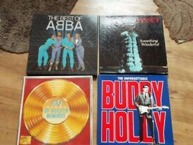 any box set of vinyl long plays.only £5