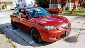 2008 Mazda Mazda3 Sedan (FREE Safety & Emission...!!!)