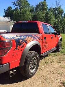 RAPTOR F150!off road race truck build for the ciry