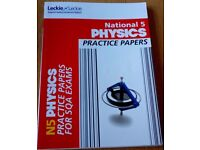 Leckie &Leckie National 5 Physics Practice Papers