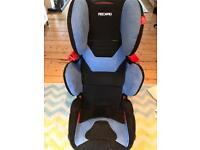 Recaro Young Sport Car Seat for 9 months to 12 years