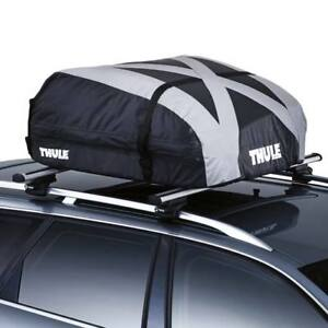 Thule Ranger 90  Foldable roof box for easy storage  Features: