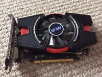 ASUS Radeon R7 250X 1GB GDDR5 Graphics Card - Details in Description