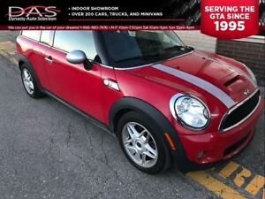 2008 MINI Cooper Clubman S LEATHER/PANORAMIC SUNROOF