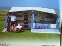 Trio Mexico Sport Caravan Awning size 925