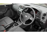 VOLKSWAGEN ((GOLF PLUS FSI)) 1.6 PETROL FULL YEAR MOT EXCELLENT CONDITION DRIVES REALLY WELL