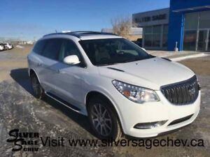 Brand New 2017 Buick Enclave AWD Leather  Heated Leather Sunroof