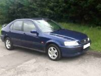 HONDA CIVIC 1.4S AUTOMATIC ONLY 60,000 WITH HISTORY 2001 Y REG