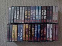 'Antique' NOW cassettes
