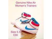 Nike women's trainers Genuine nikes
