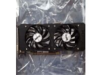 R7 360 2gb. Barely used, perfectly working condition. ( Please refer to description for more detail)