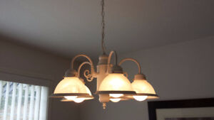 Light Fixture - 5 bulbs