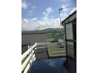 Static to hire Sunnysands Talybont Barmouth