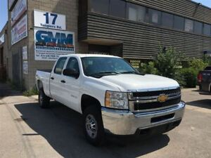 2012 Chevrolet SILVERADO 2500HD LS Crew Cab Short Box 4X4 Gas