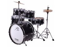 Junior 5 piece Drum Kit