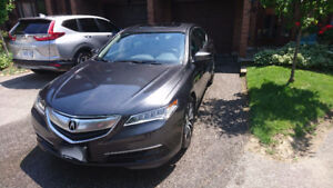 2015 Acura TLX Tech package Sedan - Lease Takeover + $2000 cash