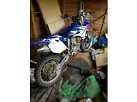 Yzf 250 2003 £900