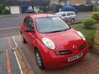 NICE CHEAP NISSAN MICRA 1.3 2004 FOR SALE
