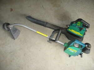 WEED EATER 1740 GAS WEED WACKER & 965 LEAF BLOWER