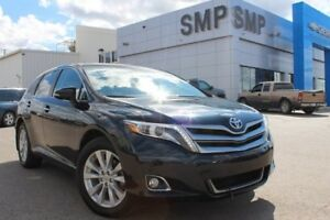 2014 Toyota Venza - AWD, Leather, Power Sunroof, Bluetooth