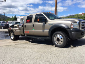 2006 Ford F-550 *Bullet Proofed* Fresh commercial inspection