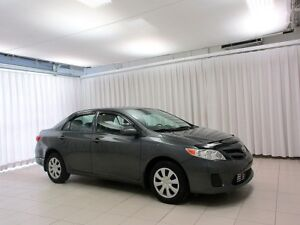 2013 Toyota Corolla SEDAN One Owner Low Mileage