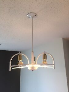 Ceiling light fixture lustre