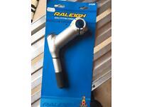Raleigh quill fitting handlebar stem